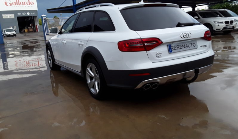 Audi A4 Allroad Quat  Ambition Luxe Stronic lleno